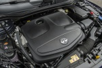 Picture of a 2019 Infiniti QX30S's 2.0L Inline-4 turbo Engine