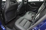 Picture of a 2019 Infiniti QX30S's Rear Seats