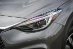 Picture of a 2019 Infiniti QX30 AWD's Headlight