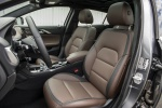 Picture of a 2019 Infiniti QX30 AWD's Front Seats