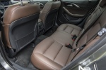 Picture of a 2019 Infiniti QX30 AWD's Rear Seats