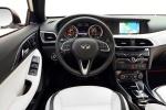 Picture of a 2019 Infiniti QX30's Cockpit