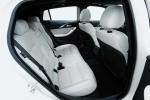 Picture of a 2019 Infiniti QX30's Rear Seats