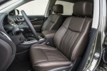 Picture of 2018 Infiniti QX60 Front Seats