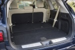 2018 Infiniti QX60 Trunk with Third Row Seats Folded