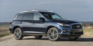 Infiniti QX60 Reviews / Specs / Pictures / Prices