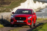 2020 Jaguar E-Pace P300 R-Dynamic AWD in Firenze Red Metallic - Static Frontal View