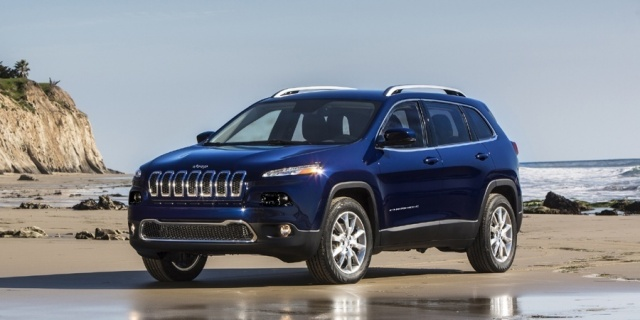 2017 Jeep Cherokee Pictures
