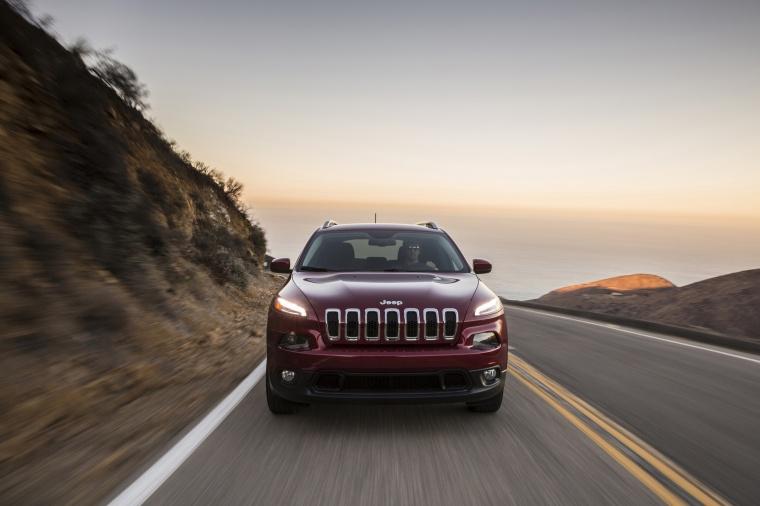 2018 Jeep Cherokee Latitude Picture