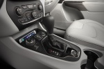 Picture of a 2019 Jeep Cherokee Limited 4WD's Center Console