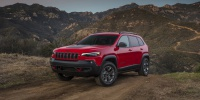 2019 Jeep Cherokee Pictures