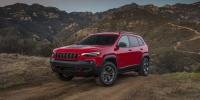 2020 Jeep Cherokee Pictures