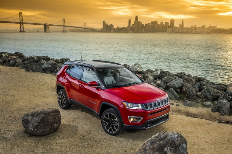 2018 Jeep Compass Limited 4WD Picture