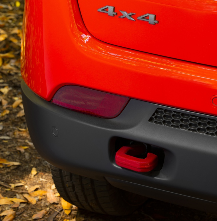 2019 Jeep Compass Trailhawk 4WD Tow Hook Picture