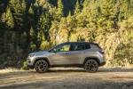 2019 Jeep Compass Limited 4WD in Billet Silver Metallic Clearcoat - Static Side View