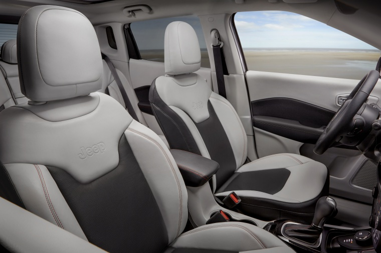 2020 Jeep Compass Limited 4WD Front Seats Picture