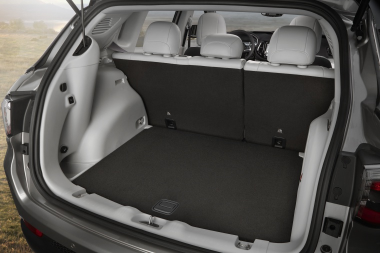 2020 Jeep Compass Limited 4WD Trunk