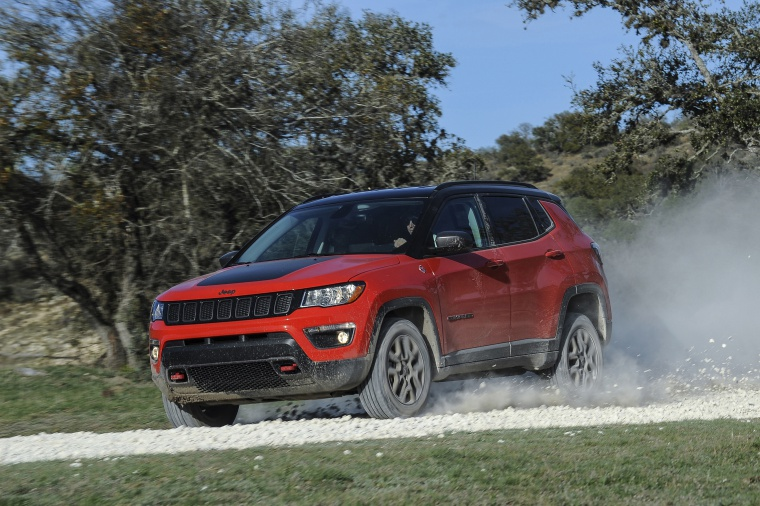 2020 Jeep Compass Trailhawk 4WD Picture