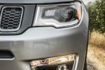 Picture of a 2020 Jeep Compass Limited 4WD's Headlight