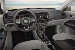Picture of a 2020 Jeep Compass Limited 4WD's Cockpit