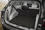 Picture of a 2020 Jeep Compass Limited 4WD's Trunk with Rear Seats Folded