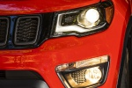 Picture of a 2020 Jeep Compass Trailhawk 4WD's Headlight