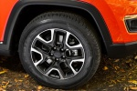 2020 Jeep Compass Trailhawk 4WD Rim