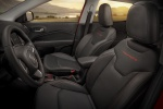 Picture of a 2020 Jeep Compass Trailhawk 4WD's Front Seats
