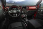 Picture of 2020 Jeep Gladiator Crew Cab Rubicon 4WD Cockpit