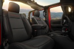 Picture of 2020 Jeep Gladiator Crew Cab Rubicon 4WD Front Seats