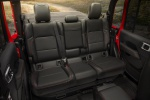 Picture of 2020 Jeep Gladiator Crew Cab Rubicon 4WD Rear Seats