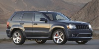 2010 Jeep Grand Cherokee Laredo, Limited, SRT8 4WD Review