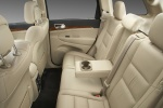 Picture of 2012 Jeep Grand Cherokee Rear Seats