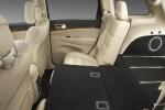 Picture of 2012 Jeep Grand Cherokee Rear Seats Folded