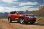 Picture of 2012 Jeep Grand Cherokee Limited 4WD in Deep Cherry Red Crystal Pearlcoat