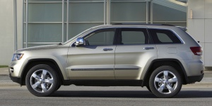 2012 Jeep Grand Cherokee Pictures