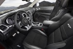 2013 Jeep Grand Cherokee SRT8 4WD Front Seats