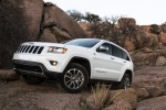 Picture of 2014 Jeep Grand Cherokee Limited 4WD in Bright White Clearcoat