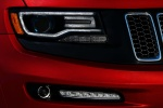 Picture of 2014 Jeep Grand Cherokee SRT 4WD Headlight