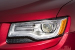 Picture of a 2016 Jeep Grand Cherokee Summit 4WD's Headlight