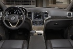 Picture of a 2016 Jeep Grand Cherokee Summit 4WD's Cockpit