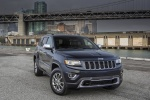 2016 Jeep Grand Cherokee Limited Diesel 4WD in Granite Crystal Metallic Clearcoat - Static Front Right View