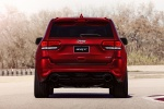 2016 Jeep Grand Cherokee SRT 4WD in Redline 2 Coat Pearl - Static Rear View