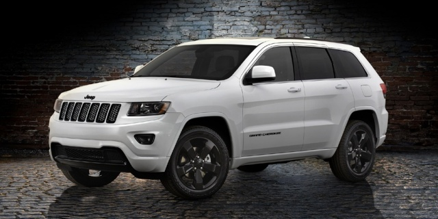2016 Jeep Grand Cherokee Pictures