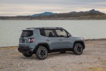 2015 Jeep Renegade Trailhawk 4WD in Glacier Metallic - Static Right Side View