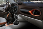 2016 Jeep Renegade Trailhawk 4WD Dashboard