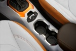 2016 Jeep Renegade Trailhawk 4WD Cupholders
