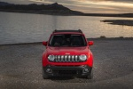 2016 Jeep Renegade Latitude 4WD in Colorado Red - Static Frontal View