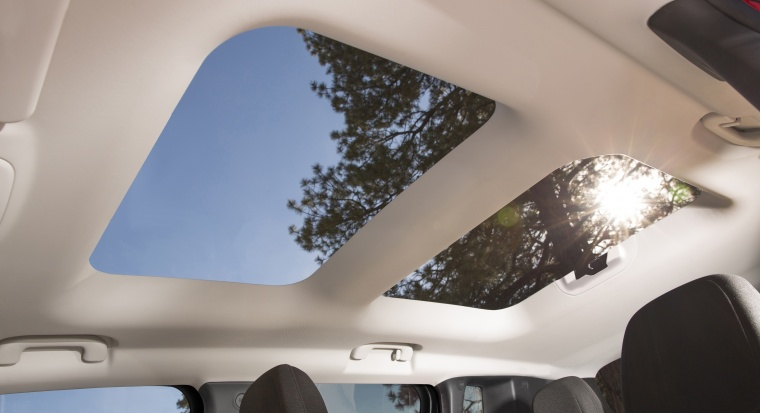 2017 Jeep Renegade Trailhawk 4WD Moonroof