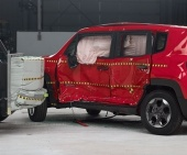 2018 Jeep Renegade IIHS Side Impact Crash Test Picture